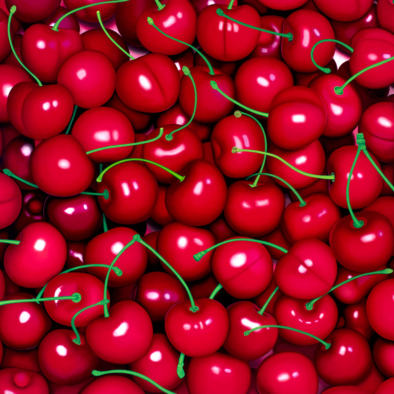 Kelly-Anne Davitt CHERRIES