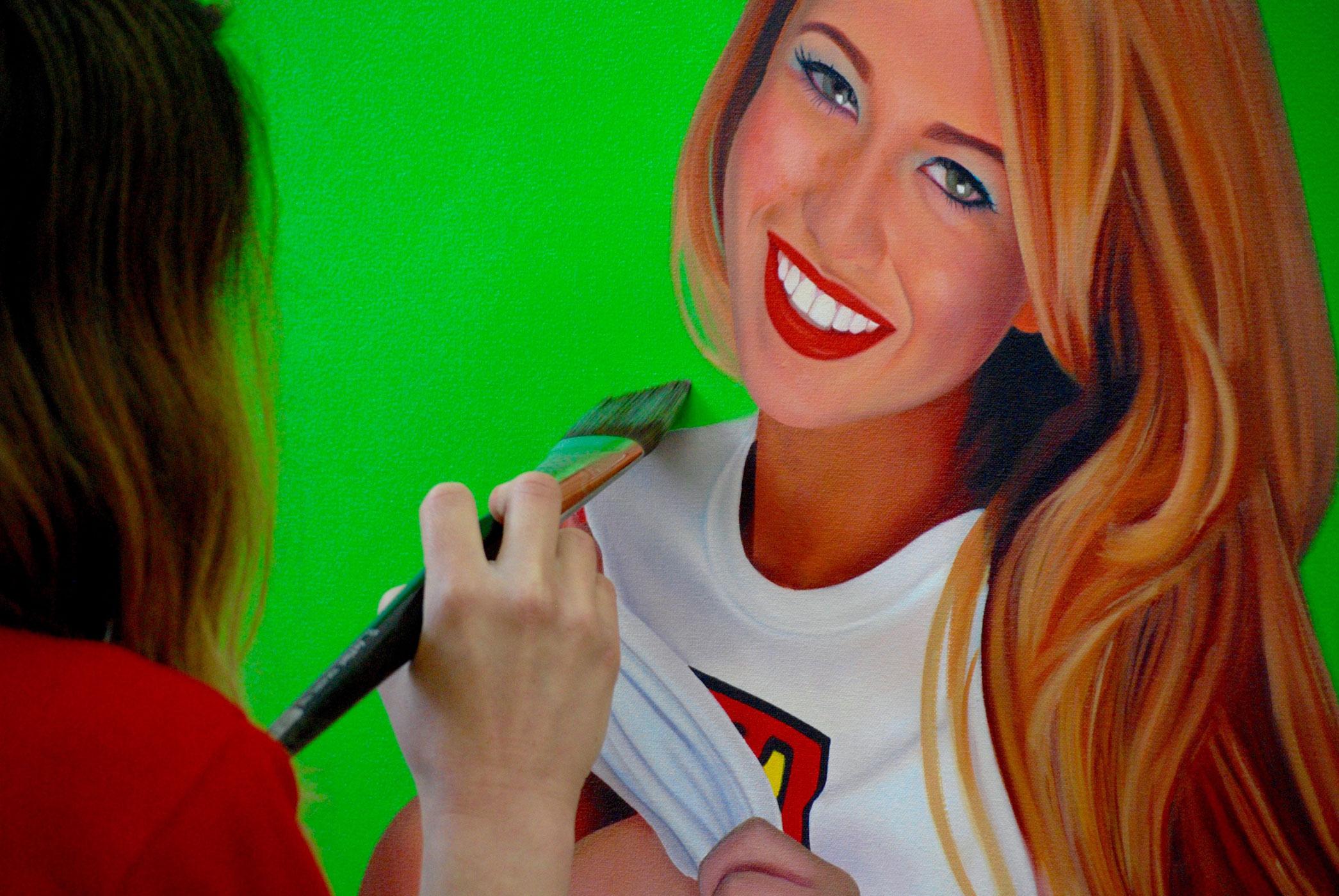 Kelly-Anne Davitt Artist
