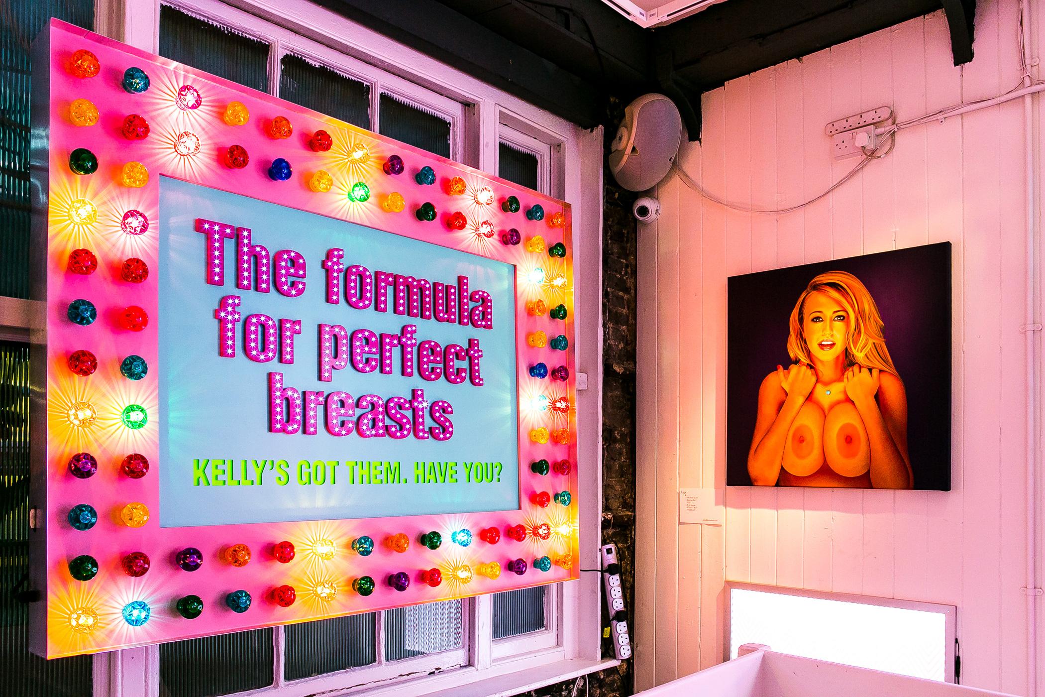 Kelly-Anne Davitt Signs Exhibition