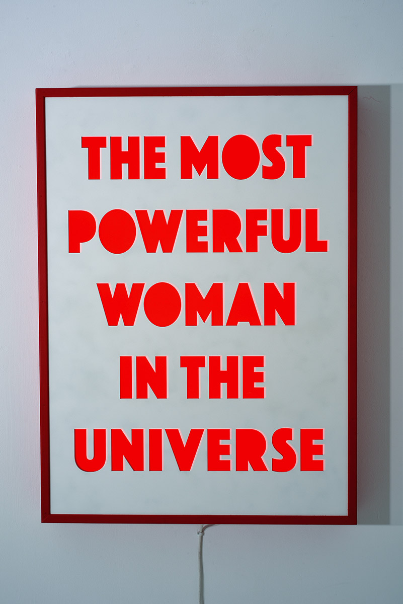The Most Powerful Woman In The Universe Kelly-Anne Davitt